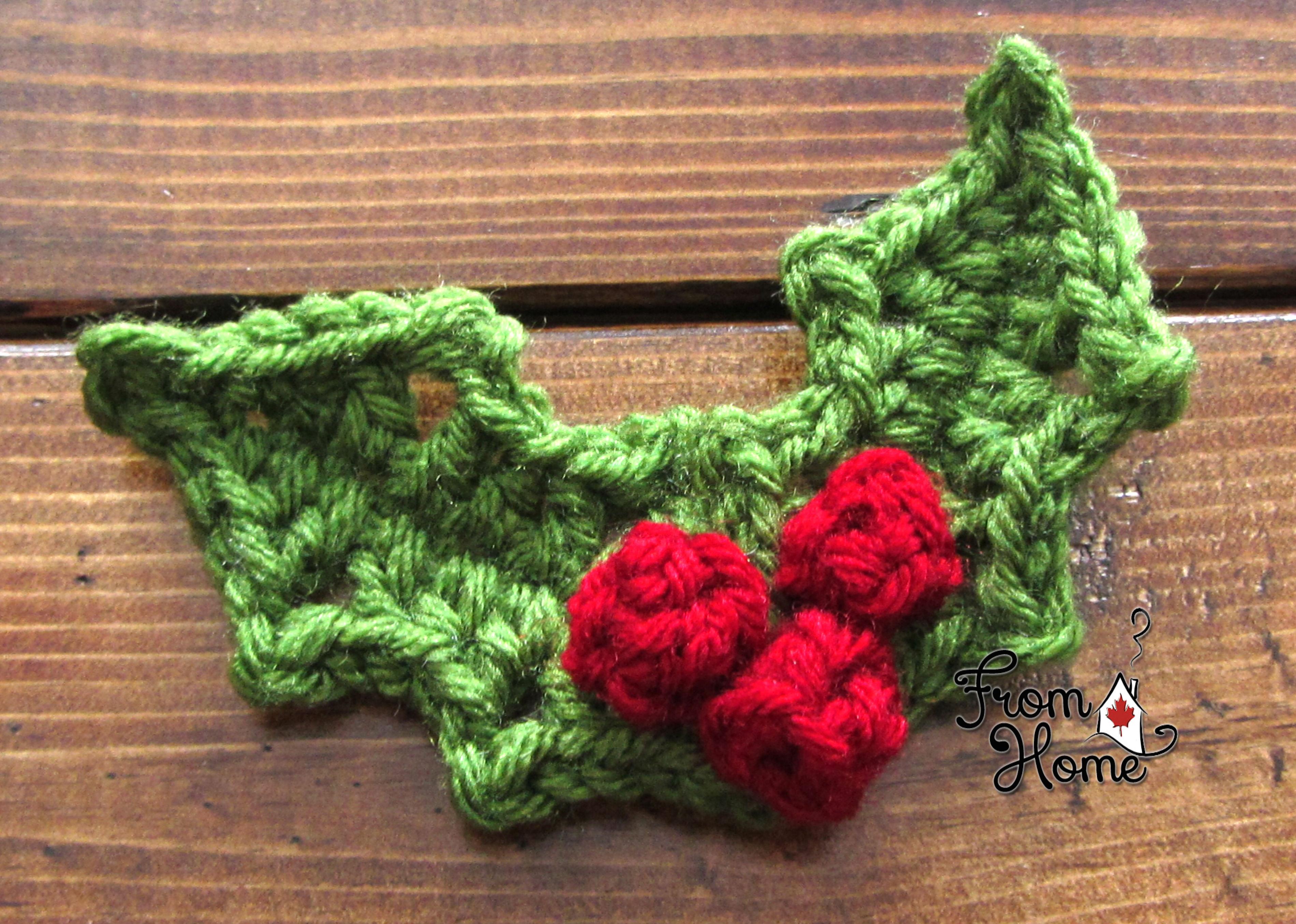Knitting Napkin Rings