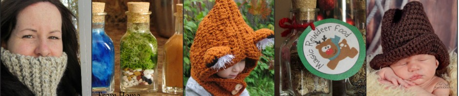 Cabbage Patch Hat Tutorial From Home Crochet