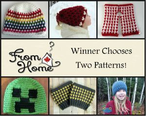 from home crochet