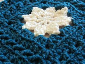 Walled Garden Square |From Home Crochet