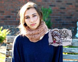 The Hailey Cowl | From Home Crochet