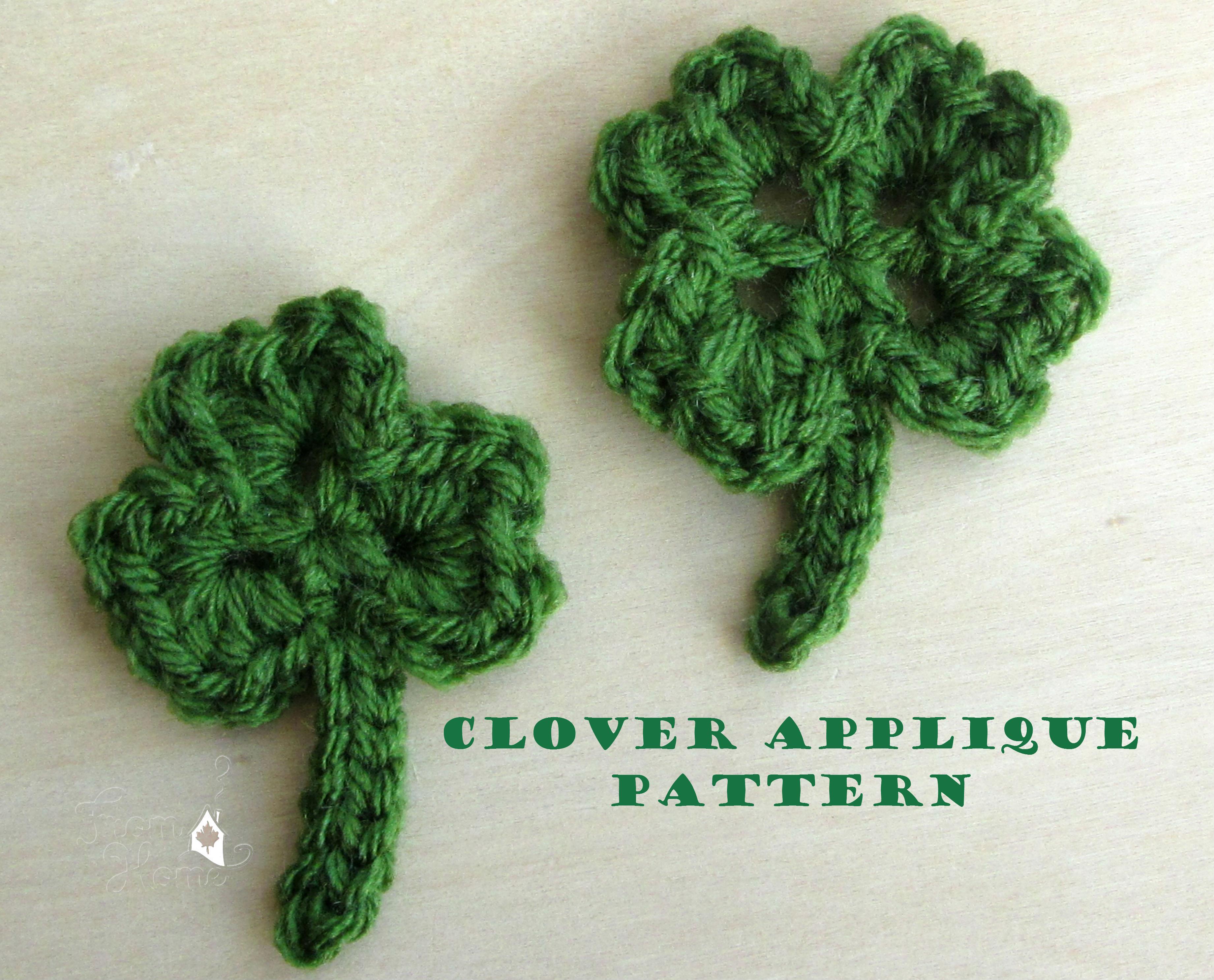 Cloverapplique