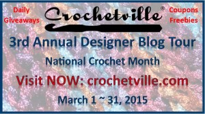 Crochetville Blog Tour | From Home Crochet