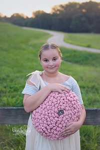 Brandylynn Creations | Blooming Peony Pillow