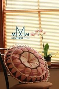 Mamta Motiyani | Lace Mandala Pillow